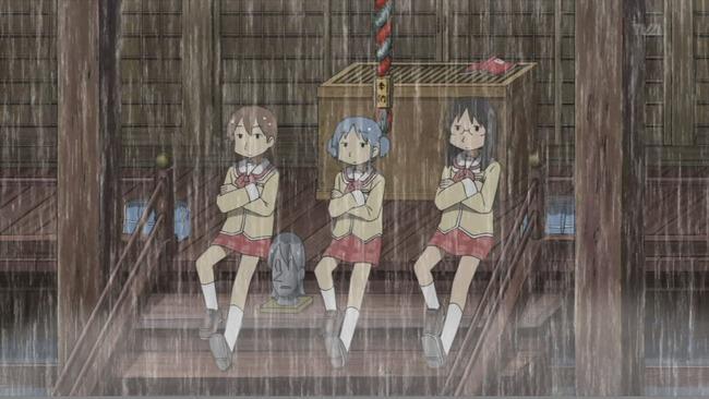 土砂降りの雨の中ナンパしてきたったwwwww