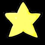 星のイラスト素材10